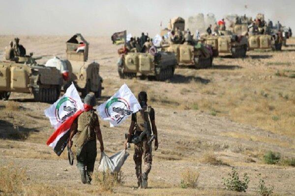 تونل زیرزمینی عظیم داعش در غرب الأنبار کشف شد
