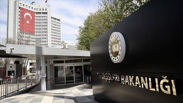 ترکیه حمله تروریستی در انگلیس را محکوم کرد