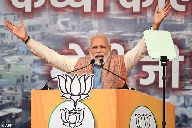 مودی ناجی هندی ها شد؛ مردم قدردان نخست وزیر هستند