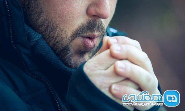 ده دلیل احساس دائمی سرما در انگشتان