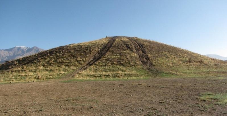 تپه باستانی سراب شهرکرد بازسازی می گردد