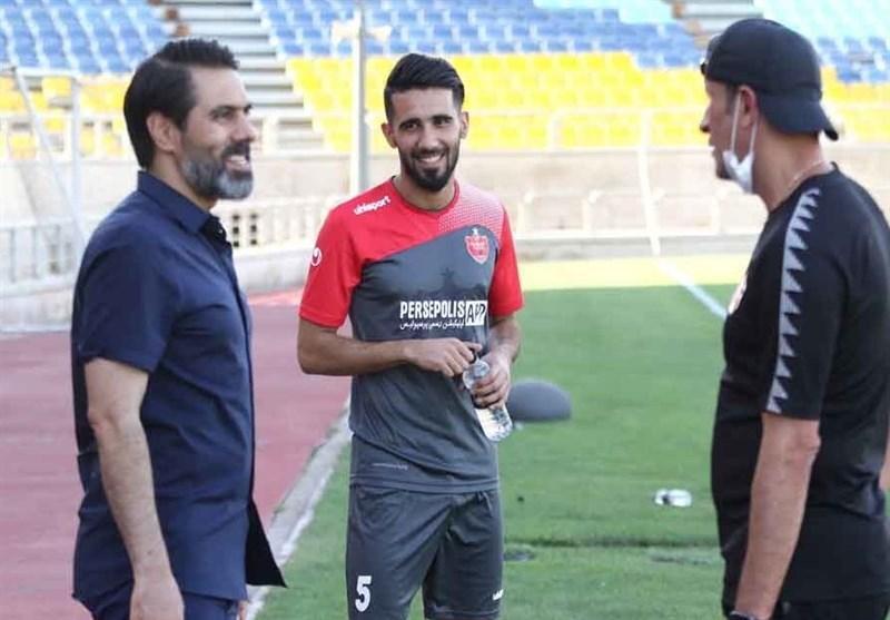 بشار رسن فردا برای مذاکره به باشگاه پرسپولیس می رود