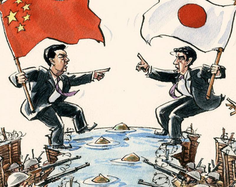 شرایط جنگی در شرق آسیا ، روزانه دوبار حریم هوایی ژاپن توسط چینی ها نقض می گردد