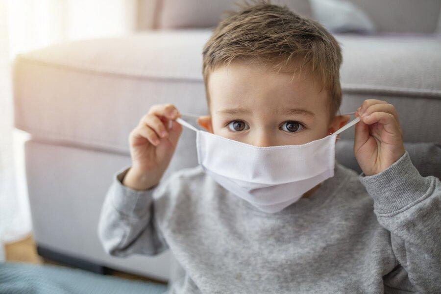 بچه ها کمسن حامل میزان های بالاتر ویروس کرونا هستند
