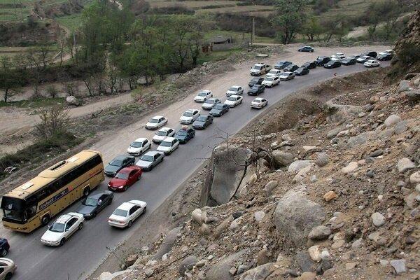 بازگشت حاملان کرونا! ، ترافیک جاده های شمال برعکس شد