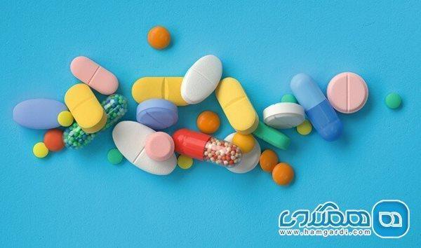 چرا قرص های آنتی بیوتیک با هم تداخل ندارند؟