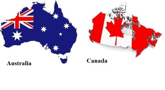 مقایسه هزینه های زندگی در استرالیا و کانادا