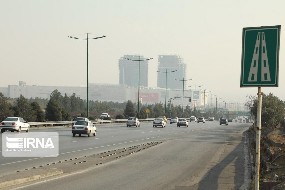 خبرنگاران شرایط آلودگی هوای اصفهان چهارشنبه نهم مهر