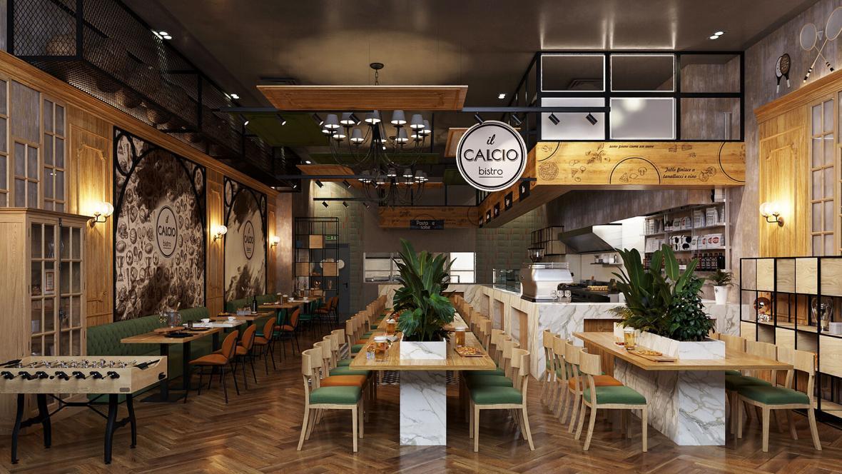 مقاله: بازسازی رستوران و دکوراسیون داخلی آن