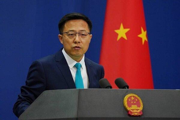 آمریکا بافروش سلاح به تایوان بر روابط دو کشور تأثیر منفی می گذارد