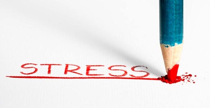 آثار استرس بر بدن