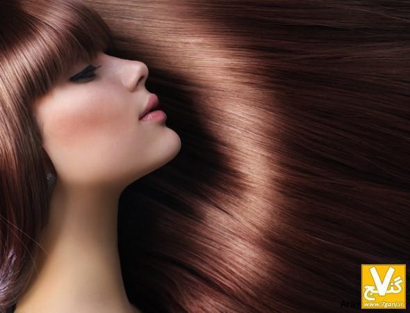 اگر میخواهید موهایتان بدرخشد، این آبمیوه را امتحان کنید