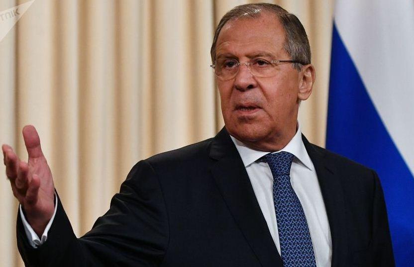 انتقاد لاوروف از سرسپردگی کامل اتحادیه اروپا در برابر آمریکا