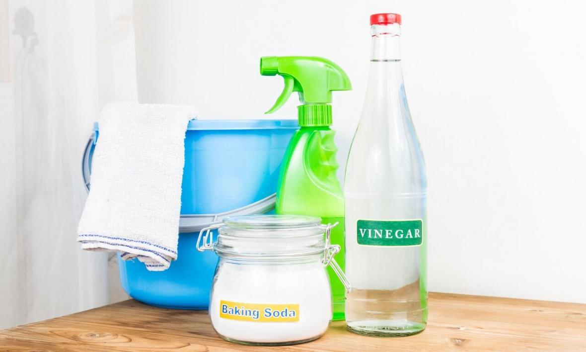 5 روش برای تمیز کردن خانه با مواد طبیعی