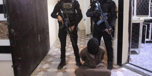 بغداد از دستگیری یک سرکرده داعش اطلاع داد
