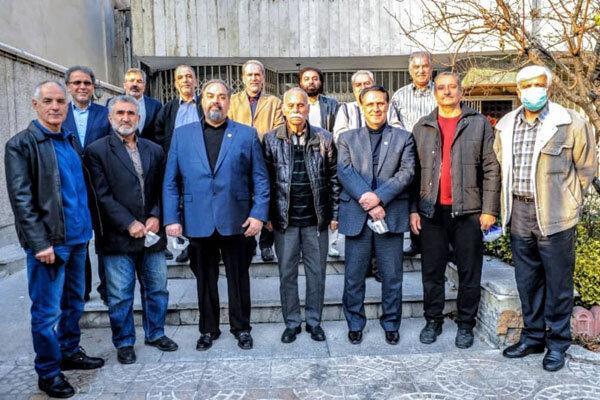 برنامه پیشکسوتان تکواندو تهران مصوب شد، برگزاری گردهمایی عظیم