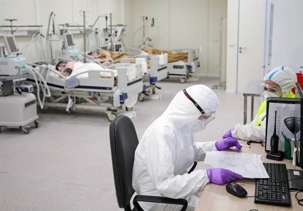 حدود 89 درصد بیماران کرونایی در روسیه درمان شده اند