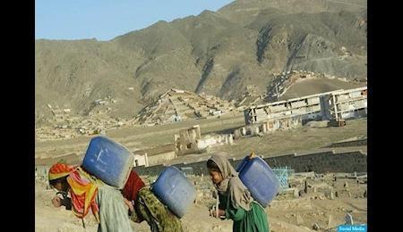 هفده میلیون نفر در افغانستان با خطر قطحی روبرو هستند
