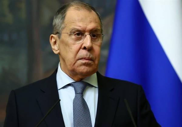لاوروف: روسیه آماده همکاری فعال با دولت جدید لیبی است