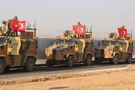 احداث دومین پایگاه عظیم نظامی ترکیه در سوریه