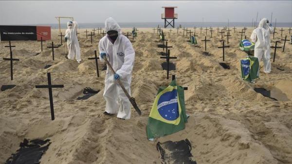 برزیل در آستانه تلخ ترین تراژدی انسانی