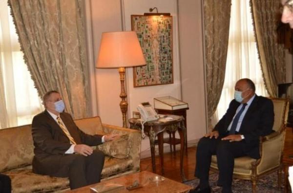 تاکید مصر بر لزوم خروج نیروهای خارجی از لیبی