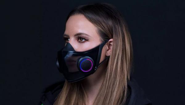 شرکت ریزر Razer تولید ماسک های صورت شفاف با استانداردهای بالای محافظت در برابر بیماری کرونا را شروع کرده است