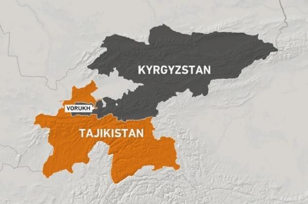 درگیری مرزی میان قرقیزستان و تاجیکستان 33 کشته بر جای گذاشت