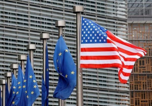 بیانیه مشترک آمریکا و اروپا علیه چین