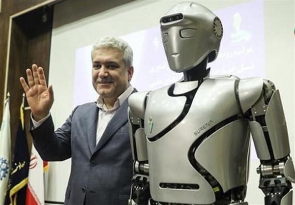 ربات ایرانی سورنا در جمع 10 ربات برتر سال 2020