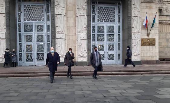 روسیه وابسته نظامی ایتالیا را اخراج کرد