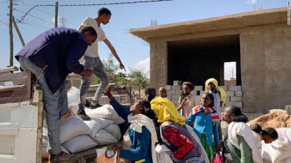هشدار سازمان ملل نسبت به قحطی در تیگرای اتیوپی