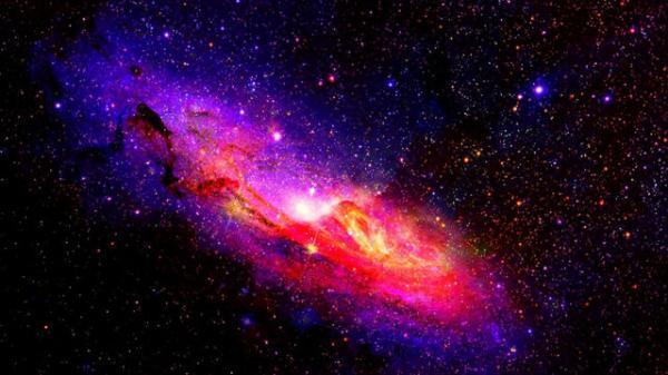 کشف یک قوس کهکشانی با وسعت 3 میلیارد سال نوری
