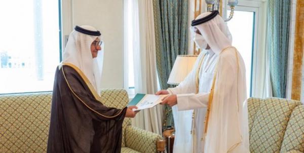 عربستان پایان به قطر بازگشت؛ معین سفیر پس از چهار سال قطع روابط