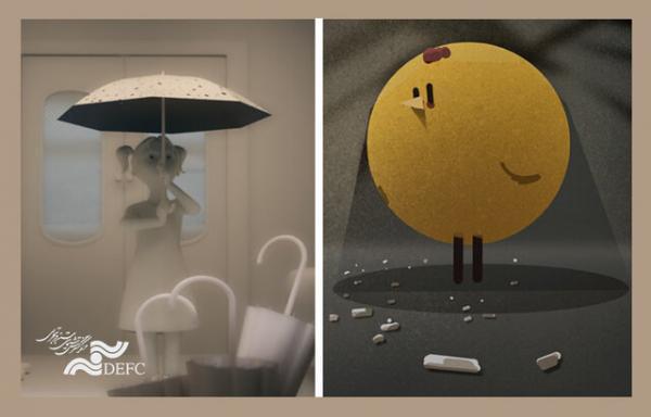 دعوت از 2 انیمیشن ایرانی به کارتون کلاب ایتالیا