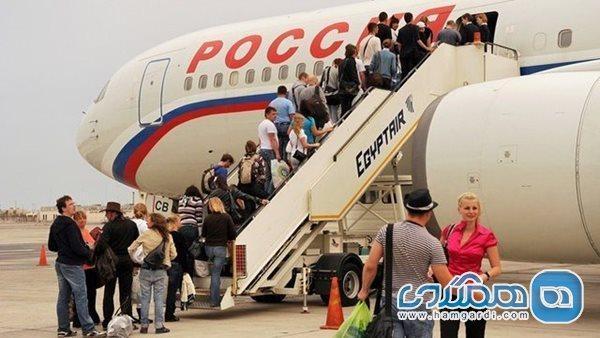 در اولویت قرار دادن گردشگران روسی که سفرشان به تعویق افتاد