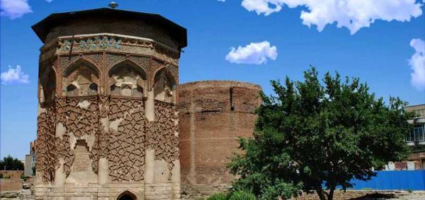 جاذبه های تاریخی مراغه ؛ دومین شهر عظیم آذربایجان شرقی، عکس