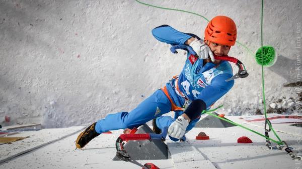 راهیابی ورزشکار پر افتخار اصفهانی به کمیسیون یخ نوردی فدراسیون جهانی کوهنوردی